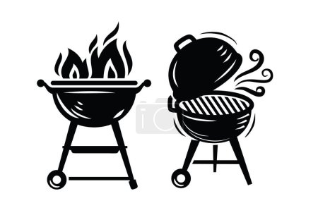 BBQ Grill icons