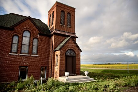 Country Brick Church