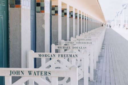 Beach closets with famous names