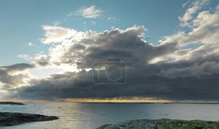 The Atlantic Ocean seen from Norway