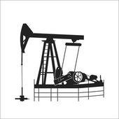 Grasshopper oil pump