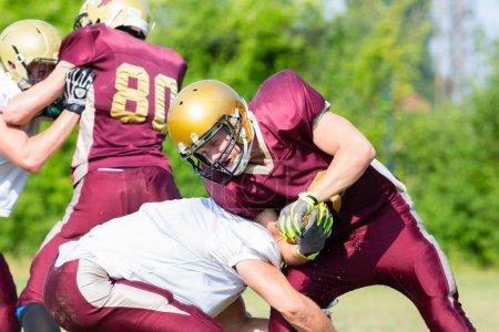 Attack at American Football