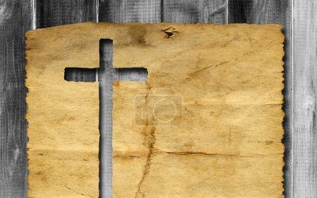 Christian religious cross