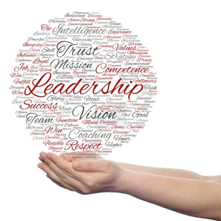 Concept or conceptual business leadership