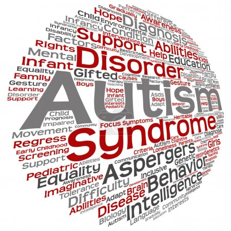 conceptual childhood autism syndrome