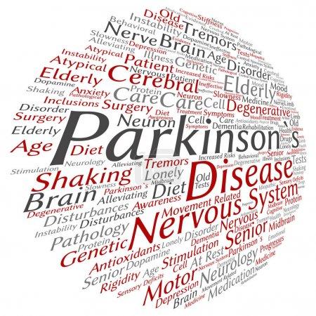 conceptual Parkinsons disease