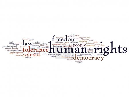 Concept or conceptual human rights