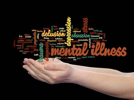 Conceptual mental illness disorder