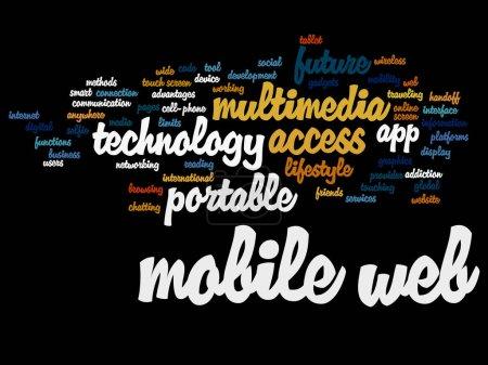 mobile web portable multimedia technology