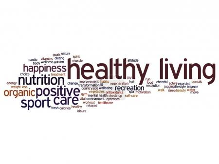 healthy living positive nutrition