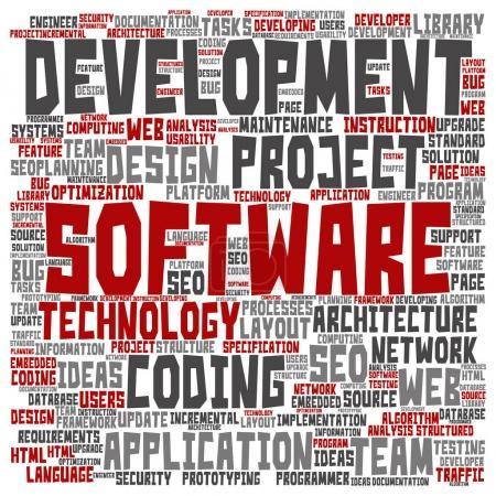 Concept or conceptual software development