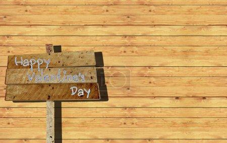 Photo pour Valentines Jour férié Love You Heart Greeting - image libre de droit