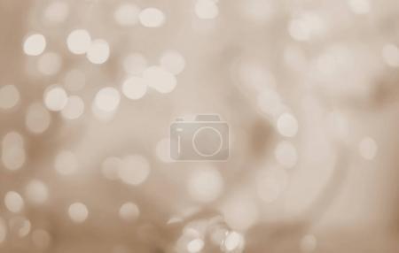 Vintage blurred bokeh background