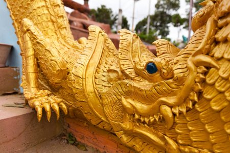 Buddhist Thailand Temple / Asia, Thailand