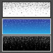 Set of horizontal bannersl - 03