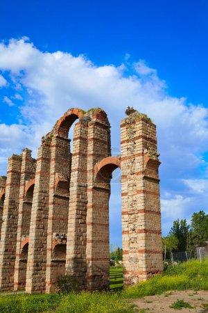 Acueducto Los Milagros Merida Badajoz aqueduct