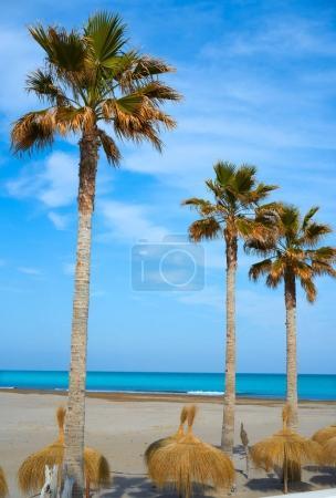 Las Arenas Malvarrosa beach in Valencia
