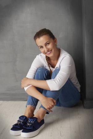 Pretty young female portrait