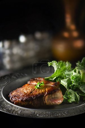 Grilled Rump Steak