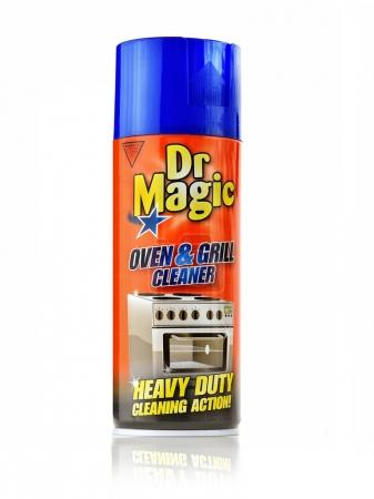 Dr Magic Oven Cleaner Editorial