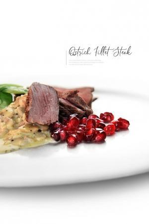 Ostrich Fillet Steak II