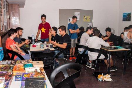 Nerd geek workshop