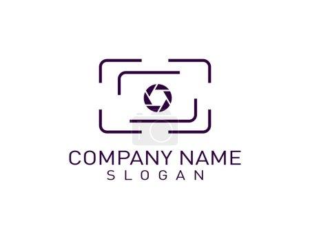 Camera design logo
