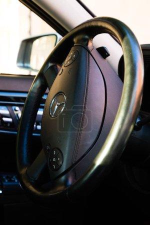 Interior Designo of used MercedesBenz