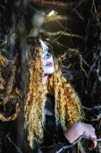 the witch in the dark forest