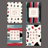 Trendy birthday cards
