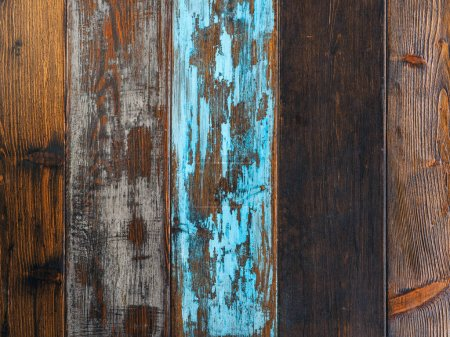 Textured wooden surface