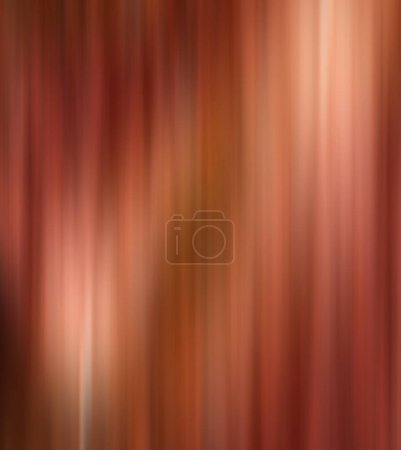 Abstract red background. Smooth waves and blur, gentle blur and light