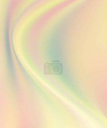 Photo pour Couleur abstraite, belles lignes et flou - image libre de droit