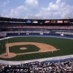 Fulton County Stadium home of the Atlanta Braves i...