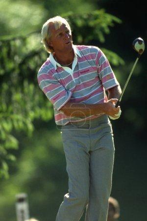Greg Norman Professional Golfer.