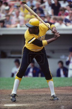 Willie Stargell of the Pittsburgh