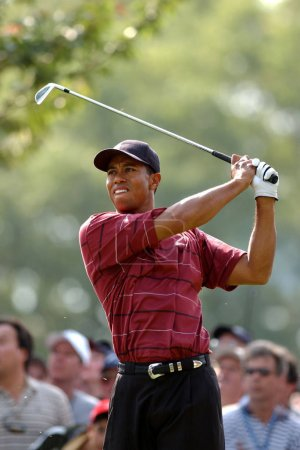 Tiger Woods US Oen 2002