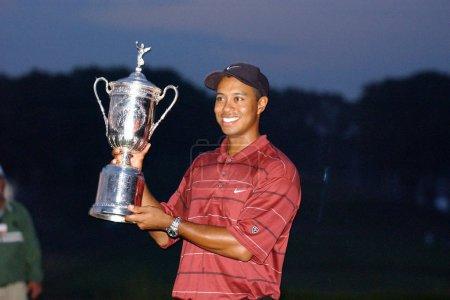 Tiger Woods US Oen 2002