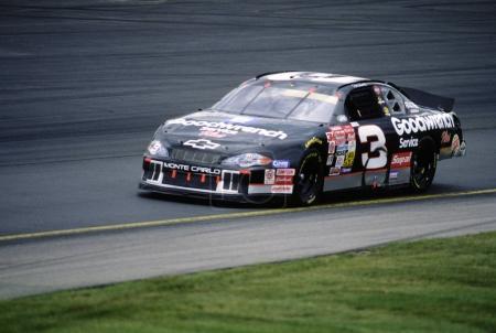 Dale Earnhardt Sr Driver For NASCAR.