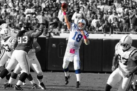 Payton Manning Indianopolis Colts