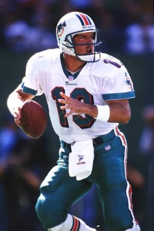 Dan Marino Quarterback for the Miami Dolphins