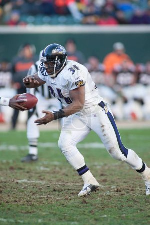 Jamal Lewis of the Baltimore