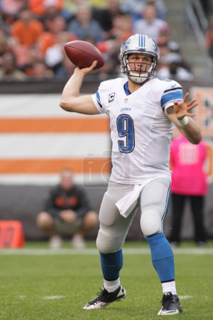 Matthew Stafford Quarterback of the