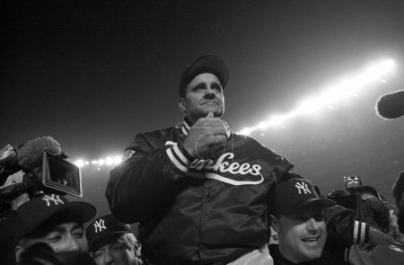 Joe Torre Manager of the