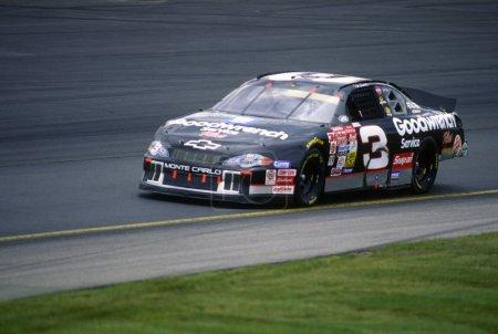 Dale Earnhardt NASCAR Racing Driver.