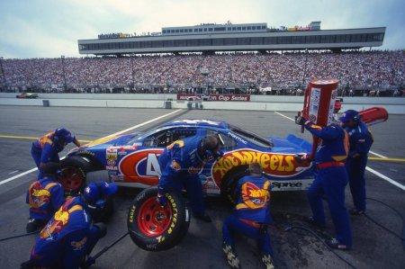 Kyle Petty NASCAR Race Driver....