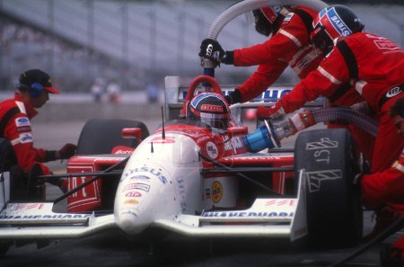 Arie Luyendyk Indy Car Driver 1996