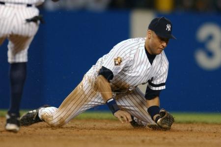Derek Jeter Shortstop for the