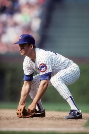 Mark Grace of the Chicago Cubs.