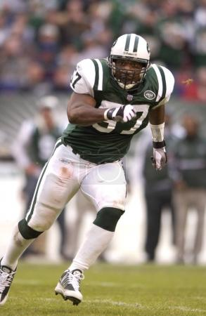 Mo Lewis of the New York Jets.